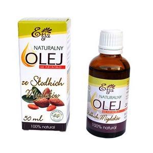 Naturalny olej ze słodkich migdałów marki Etja - zdjęcie nr 1 - Bangla