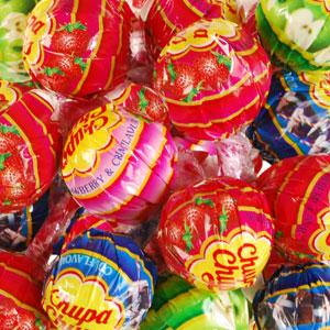 Chupa-Chups, Lizaki, różne smaki marki Perfetti Van Melle - zdjęcie nr 1 - Bangla