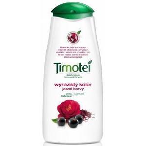 Wyrazisty kolor, szampon do włosów farbowanych marki Timotei - zdjęcie nr 1 - Bangla