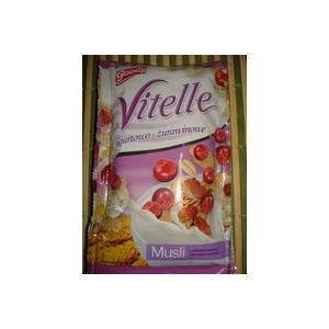 Vitelle musli w saszetkach marki Lidl - zdjęcie nr 1 - Bangla