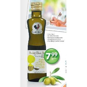 Baby Olive Oil, Oliwa dla dzieci marki Gallo - zdjęcie nr 1 - Bangla