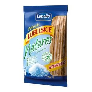 Paluszki z solą morską marki Lubella - zdjęcie nr 1 - Bangla