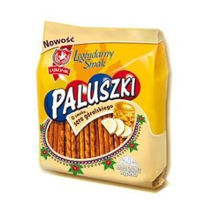 Paluszki o smaku sera góralskiego marki Lajkonik - zdjęcie nr 1 - Bangla