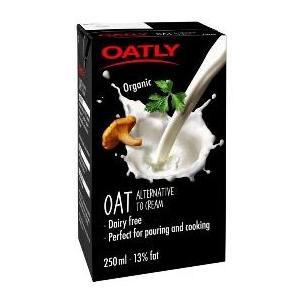 Organic Oat Alternative to Cream, śmietana owsiana marki Oatly - zdjęcie nr 1 - Bangla