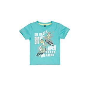 Koszulki chłopięce z krótkim rękawem, 2-7 lat /92 - 122 cm/ marki 5-10-15 - zdjęcie nr 1 - Bangla