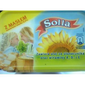 Margaryna Solla marki Biedronka - zdjęcie nr 1 - Bangla