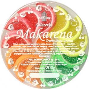 Makarena, galaretki owocowe marki Pomorzanka - zdjęcie nr 1 - Bangla