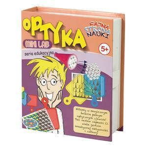 Mini Lab, seria edukacyjna Optyka/Muzyka/Chemia/Woda marki Dromader - zdjęcie nr 1 - Bangla