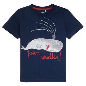 T-shirty dla chłopca i dziewczynki marki Endo - zdjęcie nr 1 - Bangla