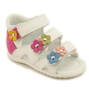 Sandałki dla dzieci 2090-2 marki Emel - zdjęcie nr 1 - Bangla