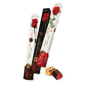 Cherry Roses, bombonierki marki Vobro - zdjęcie nr 1 - Bangla