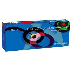 Artizia, tabletki drażowane marki Zentiva - zdjęcie nr 1 - Bangla