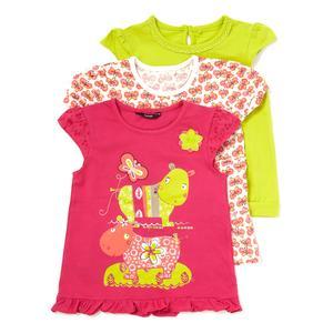 Bluzeczki dziecięce marki George - zdjęcie nr 1 - Bangla