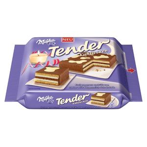 Milka Tender, torcik czekoladowy marki Milka - zdjęcie nr 1 - Bangla