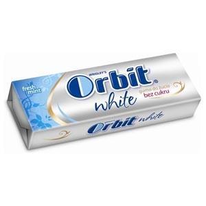 Orbit White marki Wrigley - zdjęcie nr 1 - Bangla