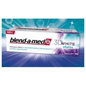3D-White Vitalize marki Blend-a-med - zdjęcie nr 1 - Bangla