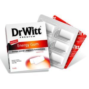 Energy Gum marki Dr Witt - zdjęcie nr 1 - Bangla
