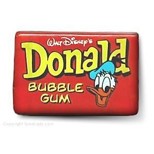 Donald, guma balonowa marki Walt Disney - zdjęcie nr 1 - Bangla
