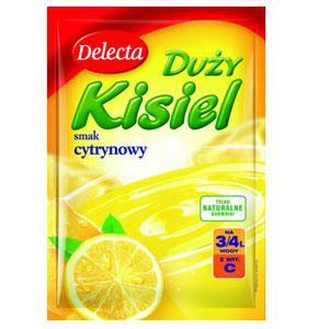 Duży Kisiel, Różne smaki marki Delecta - zdjęcie nr 1 - Bangla
