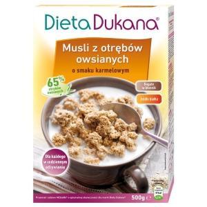 Dieta Ducana, Musli z otrębów owsianych, różne smaki marki Naturalia - zdjęcie nr 1 - Bangla