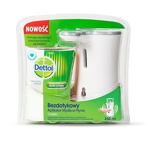 Bezdotykowy aplikator mydła w płynie marki Dettol - zdjęcie nr 1 - Bangla