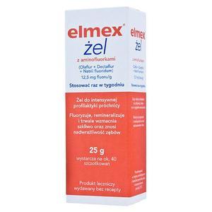 Elmex żel z aminofluorkiem marki Gaba - zdjęcie nr 1 - Bangla