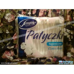 Patyczki higieniczne marki Femme - zdjęcie nr 1 - Bangla