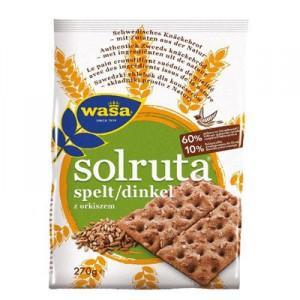 Solruta, pieczywo chrupkie marki Wasa - zdjęcie nr 1 - Bangla