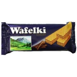 Wafelki, różne smaki marki Skawa - zdjęcie nr 1 - Bangla