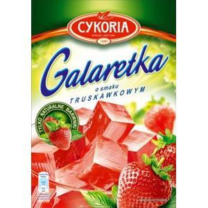 Galaretka Owocowa, różne smaki marki Cykoria - zdjęcie nr 1 - Bangla
