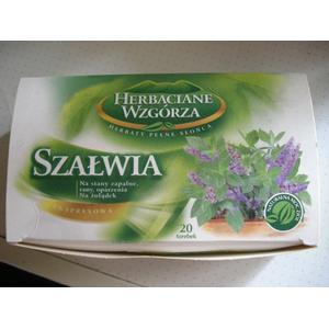 SZAŁWIA eksprsowa marki Herbaciane Wzgórza - zdjęcie nr 1 - Bangla