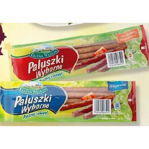 Kraina Wędlin, Paluszki Wyborne, wieprzowe, drobiowo-wieprzowe marki Biedronka - zdjęcie nr 1 - Bangla