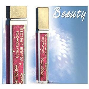 Beauty Ultra Diamonds Volume Lipgloss marki Golden Rose - zdjęcie nr 1 - Bangla