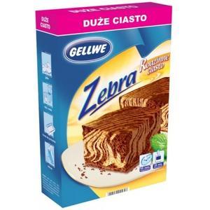 Zebra, rodzinne ciasto marki Gellwe - zdjęcie nr 1 - Bangla
