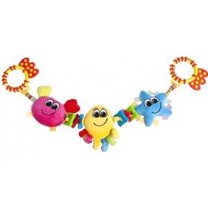 Pluszowa zabawka do wózka Kolorowy Ocean 68/025 marki Canpol babies - zdjęcie nr 1 - Bangla