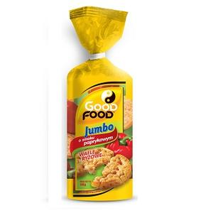 Jumbo, Wafle Ryżowe, różne smaki marki Good Food - zdjęcie nr 1 - Bangla