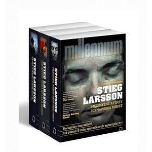 Seria Millennium, Stieg Larsson marki Czarna Owca - zdjęcie nr 1 - Bangla