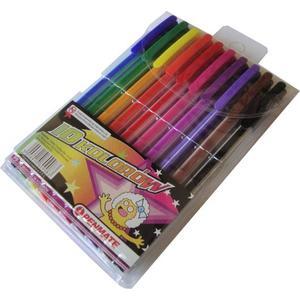 Długopisy, 10 kolorów marki Penmate - zdjęcie nr 1 - Bangla