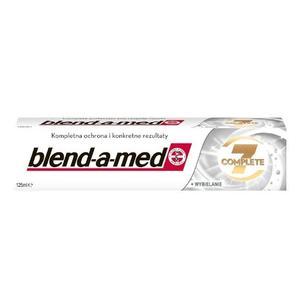 Complete 7, Kompletna ochrona + wybielanie, Pasta do zębów marki Blend-a-med - zdjęcie nr 1 - Bangla