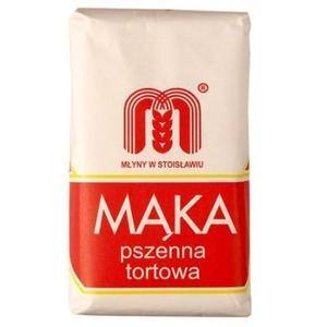Mąka pszenna tortowa marki Młyny w Stoisławiu - zdjęcie nr 1 - Bangla
