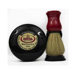 Pędzel do golenia marki Omega Italia - zdjęcie nr 1 - Bangla