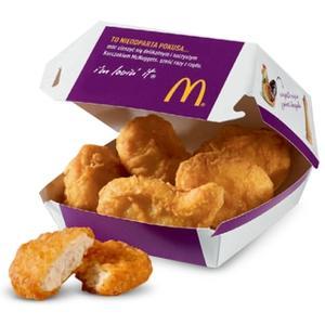 McNuggets, kawałki kurczaka w panierce marki McDonald's - zdjęcie nr 1 - Bangla