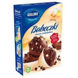 Babeczki mocno czekoladowe marki Gellwe - zdjęcie nr 1 - Bangla