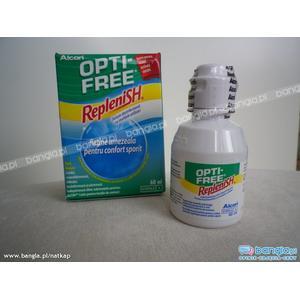 Opti-Free RepleniSH marki Alcon Pharmaceuticals - zdjęcie nr 1 - Bangla
