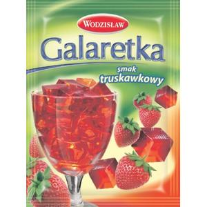 Galaretka owocowa, różne smaki marki Wodzisław - zdjęcie nr 1 - Bangla