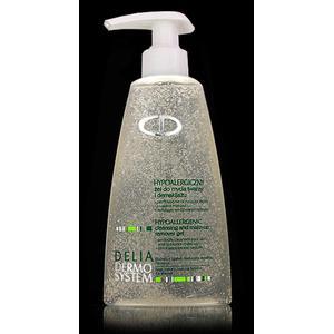 Dermosystem, Hypoalergiczny żel do mycia twarzy i demakijażu marki Delia Cosmetics - zdjęcie nr 1 - Bangla