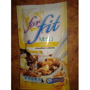 For Fit Musli, różne rodzaje marki FoodCare - zdjęcie nr 1 - Bangla