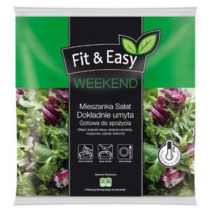 Fit & Easy Weekend, Mieszanka Sałat marki Green Factory - zdjęcie nr 1 - Bangla
