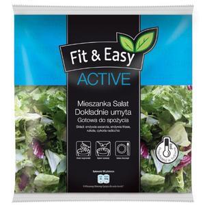 Fit & Easy Active Mieszanka sałat gotowa do spożycia marki Green Factory - zdjęcie nr 1 - Bangla