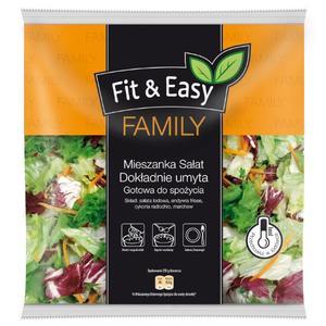 Fit & Easy Family Mieszanka sałat gotowa do spożycia marki Green Factory - zdjęcie nr 1 - Bangla